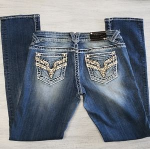 Distressed Vigoss Jeans